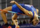 Gianmarco Tamberi ha vinto l'oro nel salto in alto agli Europei indoor di atletica