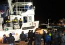 I migranti sulla Mare Jonio sono sbarcati