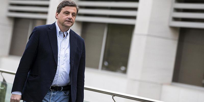 Carlo Calenda sarà capolista del PD alle europee, se