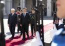 Durante l'incontro fra Xi Jinping e Mattarella, un funzionario dell'ambasciata cinese in Italia ha minacciato una giornalista del Foglio