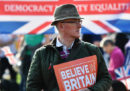 Le foto della marcia *per* Brexit, a Londra