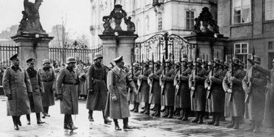 L'occupazione nazista della Cecoslovacchia