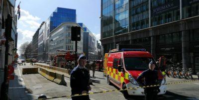 Parte del quartiere delle istituzioni europee a Bruxelles è stato evacuata per un allarme bomba