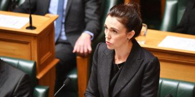 La prima ministra neozelandese Jacinda Ardern ha detto che non pronuncerà mai il nome dello sparatore di Christchurch