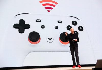 Google ha presentato Stadia, una nuova piattaforma di videogiochi