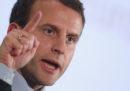 Il manifesto di Emmanuel Macron sull'Europa