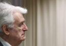 Radovan Karadžić è stato condannato in appello all'ergastolo