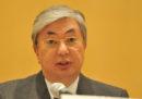 Kassym-Jomart Tokayev ha prestato giuramento come presidente ad interim del Kazakistan