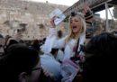 """Ci sono stati degli scontri al Muro del Pianto a Gerusalemme per la preghiere delle donne di """"Women of the Wall"""""""