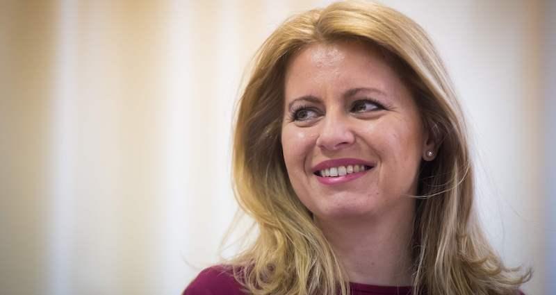Slovacchia: Zuzana Caputova presidente - Ultima Ora