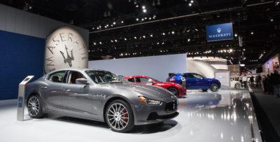 Le vendite di Maserati sono diminuite parecchio