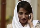 L'avvocatessa e attivista per i diritti umani iraniana Nasrin Sotoudeh è stata condannata a 7 anni di carcere