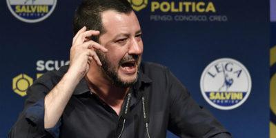 I numeri di Salvini sui morti nel Mediterraneo non tornano