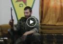 Il video-messaggio di Lorenzo Orsetti, l'italiano ucciso mentre combatteva l'ISIS