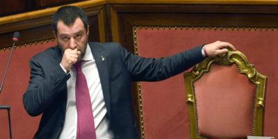 Il Senato ha salvato Salvini