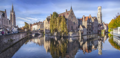 L'importanza dell'acqua per Bruges