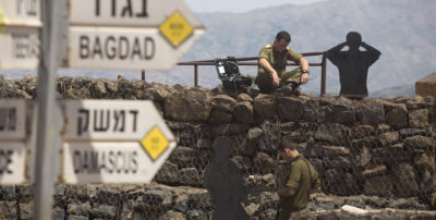 Israele può tenersi le Alture del Golan?