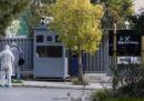 È stata lanciata una granata contro il consolato russo di Atene