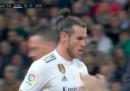Il video dei fischi del Santiago Bernabeu a Gareth Bale