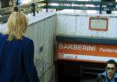 La stazione Barberini della metropolitana di Roma è temporaneamente chiusa