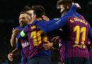 Barcellona e Liverpool sono le ultime due squadre qualificate ai quarti di finale di Champions League