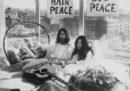 Il bed-in di John Lennon e Yoko Ono