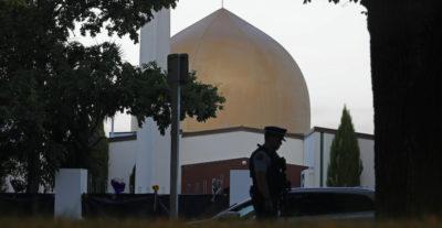 L'attentatore di Christchurch ha agito da solo