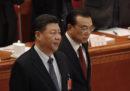 La Cina ha abbassato gli obiettivi di crescita per il 2019