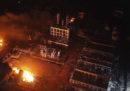 Almeno 47 persone sono morte nell'esplosione di un impianto chimico in Cina