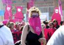 Le foto della contro-manifestazione di Verona