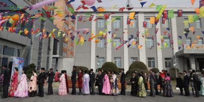 """Come sono le """"elezioni"""" in Corea del Nord"""