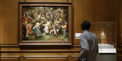 Una festa fiamminga del XVI secolo