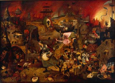 La strega di Bruegel
