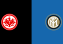 Eintracht Francoforte-Inter in TV e in streaming
