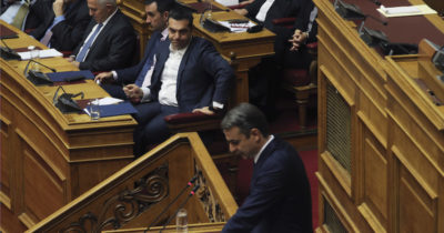 La Grecia verso le elezioni