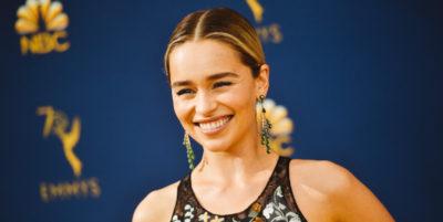 L'attrice Emilia Clarke ha raccontato di aver avuto due aneurismi