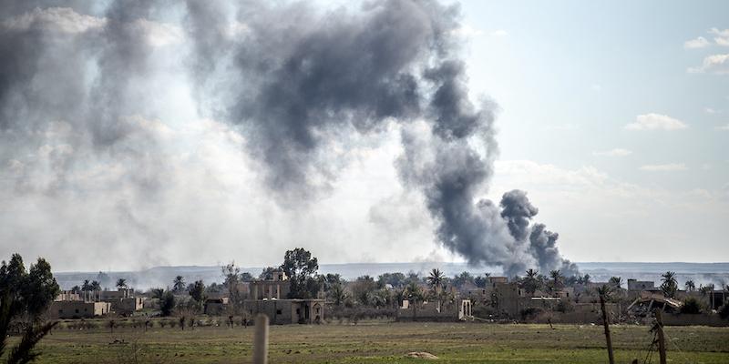 L'ISIS sostiene di avere ucciso Lorenzo Orsetti, un volontario italiano che combatteva con i curdi in Siria
