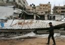 Israele ha bombardato la Striscia di Gaza dopo che due razzi erano stati sparati su Tel Aviv, per la prima volta dal 2014