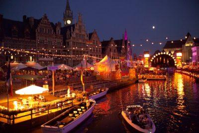 Anche nelle Fiandre ci sono i canali