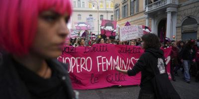 Le foto della Giornata internazionale della donna nel mondo