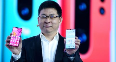 I nuovi Huawei P30 e P30 Pro