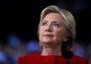 Hillary Clinton ha detto che non si candiderà alle primarie del Partito Democratico per le elezioni del 2020