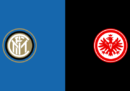 Inter-Eintracht Francoforte in TV e in streaming