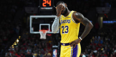 La disastrosa stagione dei Lakers di LeBron James