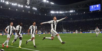 La Juventus si è qualificata ai quarti di finale di Champions League