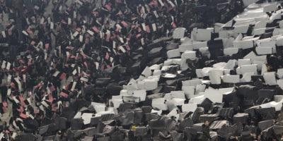 I tifosi della Juventus sono divisi