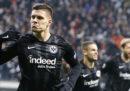 Luka Jović, il più grande pericolo per l'Inter a Francoforte