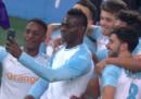 Mario Balotelli ha segnato un gran gol e poi ha esultato con una Storia su Instagram