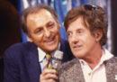 È morto Mario Marenco, attore e personaggio televisivo degli anni Settanta e Ottanta