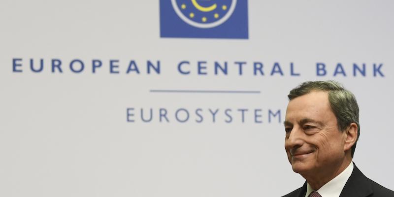 Bce: rialzo tassi a fine 2019